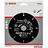 Bosch 2608623013 Trennscheibe Hartmetall Multi Wheel, 125 x 1 x 22,23 mm