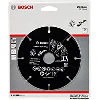 Bosch 2608623013 Disco multimaterial de carburo para Amoladora (125 mm)
