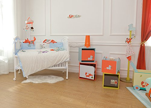 Mobili Portagiochi Per Bambini : Labebe mobili in legno di baule portagiochi bambini di 18 mesi in