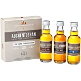 Auchentoshan Single Malt Scotch Whisky Collection Gift Set (3 x 5cl Miniature Bottles)
