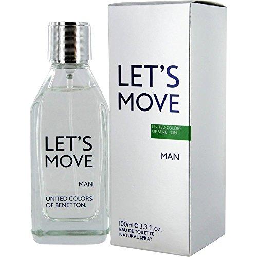 Benetton let's move(m)edtv 100