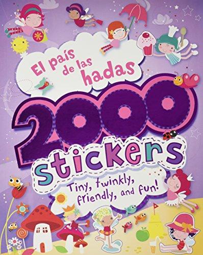 El País De Las Hadas. 2000 Stickers