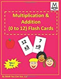Multiplication and Addition Flash Cards