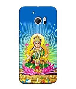 PrintVisa Designer Back Case Cover for HTC 10 :: HTC One M10 (Maa Laxmi Dhan aishwariya ki devi)