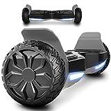 Markboard MX6 Hoverboard 6,5 Off-Road SUV für Kinder Bluetooth Lautsprecher LED Beleuchtung CE UL Zertifikate Self Elektro Balance Scooter