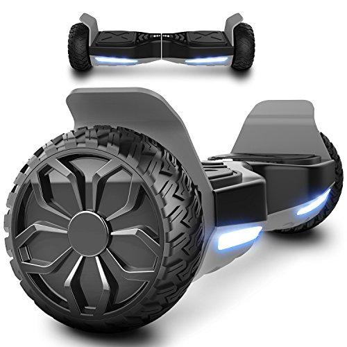 Hoverboard 6,5 pollici SUV off-road Scooter elettrico e di equilibrio e di skateboard EL-ES06