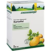 Kartoffelsaft Schoenenberger 3X200 ml preisvergleich bei billige-tabletten.eu