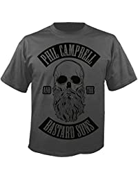 Phil Campbell and the Bastards Sons Cut - T-Shirt