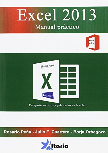 Excel 2013: manual práctico por Rosario Peña Pérez