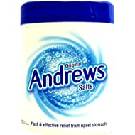 Andrews Original Salts, Fast and Effective Relief from Upset Stomach, 150 g