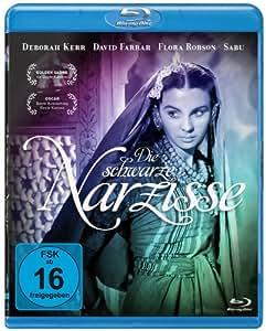 Die Schwarze Narzisse [Blu-ray] [Import allemand]