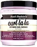 Aunt Jackies Curl La La Defining Curl Custard - Crema custard senza risciacquo 426ml