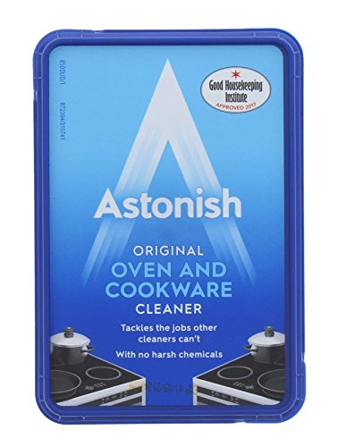 SIX PACKS of Astonish Original Oven and Cookware Cleaner 150g