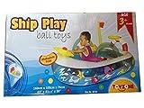 Saluja Toys Ship Play Ball Toy/ Ball Hou...