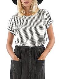 Billabong Essential Short Sleeve T-Shirt Femme