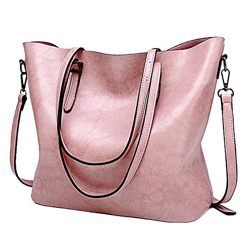 SSMKHandbag - Borsa donna Pink