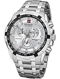 Swiss Military Hanowa Crusader Hombre Reloj Chrono 06–5272.04.001