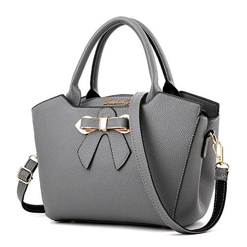 Dreamaccess , Damen Tote-Tasche Medium, grau - grau - Größe: Medium