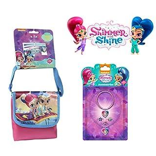 Shimmer and Shine Shoulder Bag + Shimmer and Shine Jewelry Set