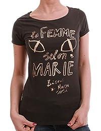 Maison Scotch T-shirt pour femme–1321–01.51747–Combo A Black
