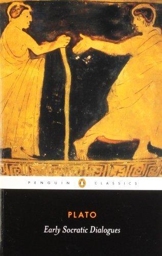 Early Socratic Dialogues (Penguin Classics) by Plato, Chris, Emlyn-Jones (2005) Paperback