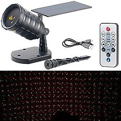 FRFJY 4 in 1 USB Autodach Atmosph/äre Sternenhimmel Lampe Umgebungsstern Licht LED Projektor Lila Nachtlicht Einstellbare Mehrere Lichteffekte