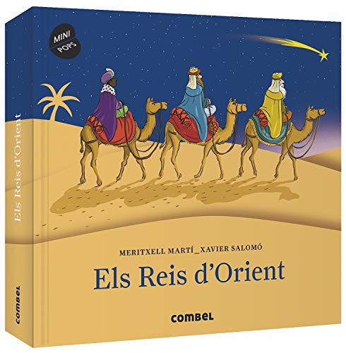 Els Reis d'Orient - Minipops por Marti Orriols Meritxell