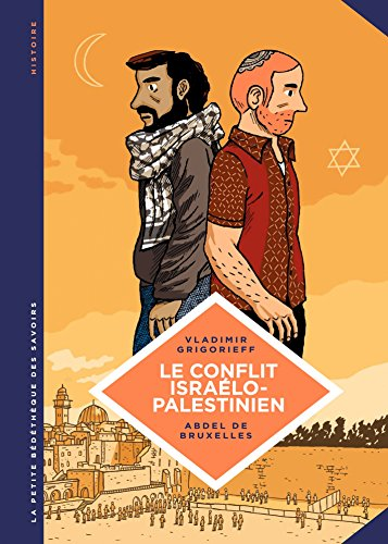 "<a href=""/node/26307"">Le conflit israëlo-palestinien T.18</a>"