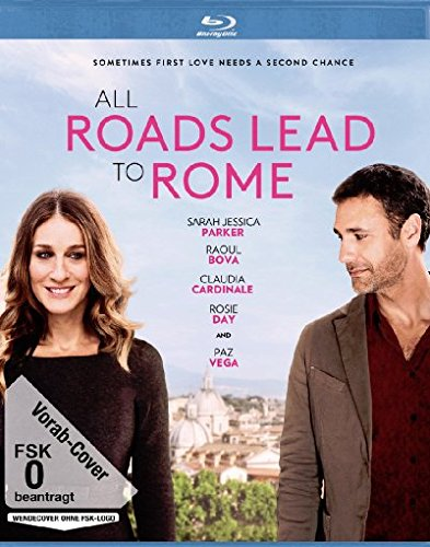 All Roads Lead to Rome [Blu-ray]