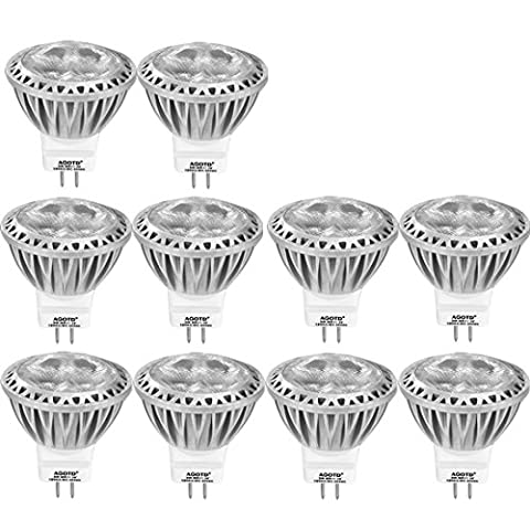 Ampoule Mr11 12 V - AGOTD Ampoules LED Spot GU4 Led, 35X38mm(1.38x1.50