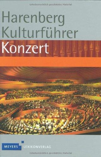 Harenberg Kulturführer Konzert