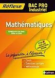 Image de Mémo Réflexe Mathématiques - Bac Pro Industriel