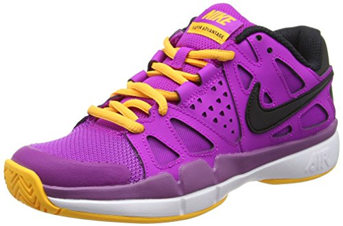 Nike Air Vapor Advantage, Scarpe da Tennis Donna, Viola (Purple (508 Purple)), 40.5 EU