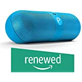 (Renewed) PTron Streak Pill Bluetooth Speaker (Blue)