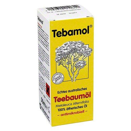 TEEBAUM OEL Melaleuka alternifolia, 50 ml