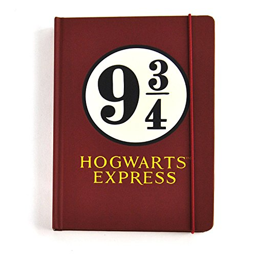 Harry Potter A5 Notebook - Platform 9 3/4.