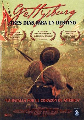 Gettysburg:Tres Días para un Destino [Edizione: Spagna]