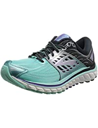 341de2869ef Brooks Womens Glycerin 14 Aruba Blue Anthracite Purple Love Running Shoe (6)