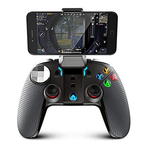 DZSF Drahtloser Bluetooth Gamecontroller Gamepad Gaming Telescopic Joystick für Android Smart Phone Windows PC Li-ionen-mobile