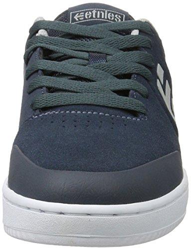 Etnies Marana Slate, Chaussures de Skateboard Homme Bleu (Slate 041)