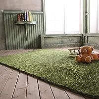 HDWN tappeto stuoia a tinta unita soggiorno