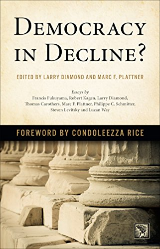 Democracy in Decline? (A Journal of Democracy Book)