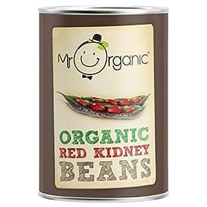 Mr Organiques Haricots Rouges (400 G)