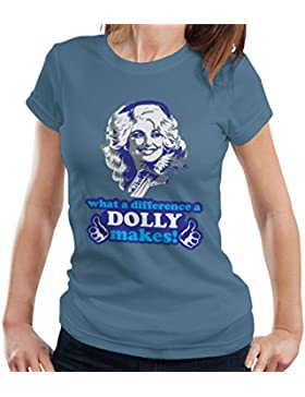 What A Difference A Dolly Makes Women's T-Shirt