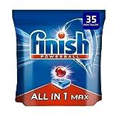 Finish All-in-1 Plus Geschirrspüler-Gel Regulär 25+40% (35 Tabletten)