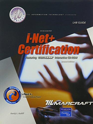I-Net+ Certification Text Stand Alone por Randy L. Ratliff