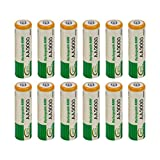 12 pcs AA LR06 3000mAh 1.2V NI-MH Battery Cell RC BTY New Professional Mini Replacement Battery