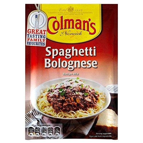 Colman Spaghetti Bolognese - Sauce Mix (44G)