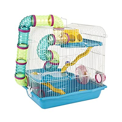 Little Zoo Henry Cage, Blue from Sky Pet Products