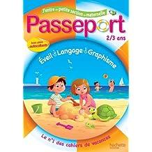 Passeport - J'entre en petite section - 2/3 ans